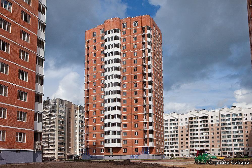 Серия постройки дома по адресу